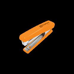 แม็กเย็บกระดาษ เบอร์HS-E10นีออน ส้ม ตราช้าง