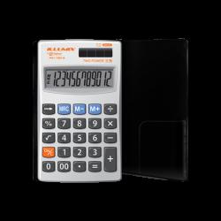 เครื่องคิดเลข รุ่น P01-12D เงิน ตราช้าง
