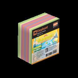 กระดาษโน้ตกาวในตัว3x3ซัมเมอร์ (420แผ่น) ตราช้าง